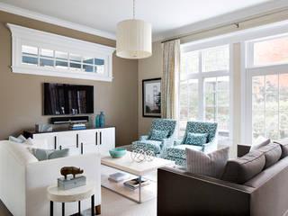 Modern Oturma Odası Clean Design Modern