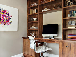 Home Offices Modern Study Room and Home Office by Clean Design Modern