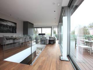 Stadtwohnung Moderne Esszimmer von Neugebauer Architekten BDA Modern