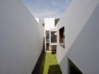 Maisons de style  par pmasceroarquitectura, Moderne