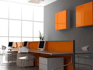 Modern Study Room and Home Office by FORMICA Venezuela Modern