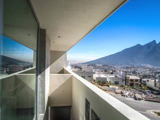 Casa IPE Casas modernas de pmasceroarquitectura Moderno