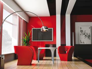 DuraGloss, mucho brillo con la apariencia de la más fina laca Oficinas de estilo moderno de FORMICA Venezuela Moderno