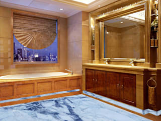 Modern bathroom by Elalux Tile Modern