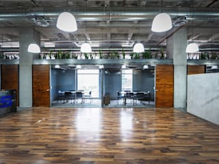 Study/office by pmasceroarquitectura, Modern