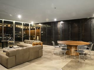 Living room by pmasceroarquitectura, Modern