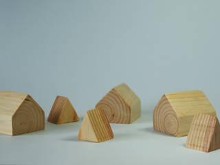 Accesorios para el hogar:  de estilo  por UP-A mobiliario por Jorge Torres y Mariana Verdiguel