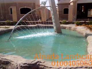 Alnada Landscaping Garden Swim baths & ponds