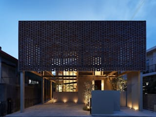 منازل تنفيذ Ikuyo Nakama Architect Design Office