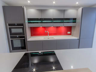 Dapur oleh Eco German Kitchens, Modern