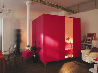 The Cube - loft:  de style  par MP Consulting