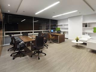 Ruang Studi/Kantor Modern Oleh FORMICA Venezuela Modern