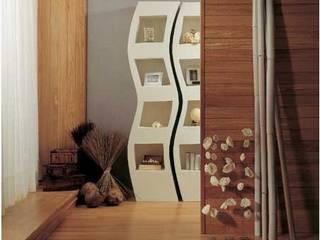 Minimalistische Wohnzimmer von Maderas Castellar Minimalistisch