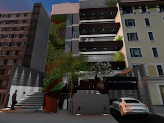:  Houses by Diseño Alternativo Hera
