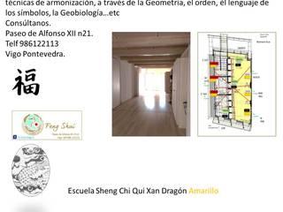 Oficinas y bibliotecas de estilo ecléctico de Feng Shui El Ocho Mágico Ecléctico