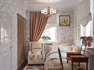 Country style bedroom by Студия дизайна Interior Design IDEAS Country