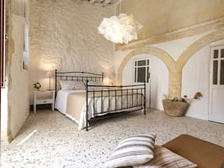 Dormitorios de estilo mediterráneo de Boite Maison Mediterráneo