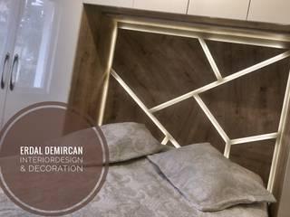 Erdal Demircan İç Tasarım ve Dekorasyon – Erdal Demircan İçtasarım ve Dekorasyon: minimalist tarz , Minimalist
