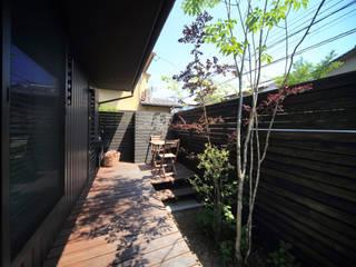 サルトリイバラハウス オリジナルな 庭 の FORMA建築研究室 オリジナル