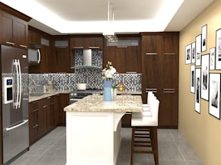 Kitchen by Atahualpa 3D