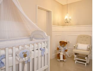 Cris Nunes Arquiteta Nursery/kid's room
