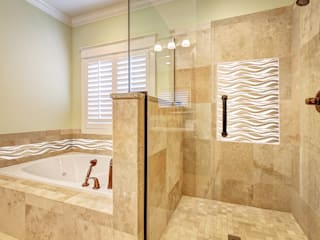 Modern bathroom by Elalux Tile Modern