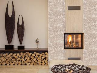 Livings modernos: Ideas, imágenes y decoración de Elalux Tile Moderno