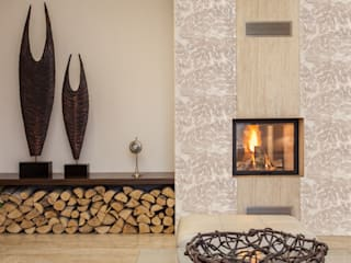 Elalux Tile Salones modernos Mármol Beige