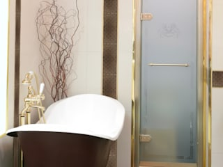 Elalux Tile Moderne badkamers Tegels Metallic / Zilver
