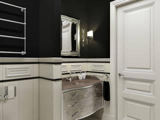 Phòng tắm phong cách hiện đại bởi Elalux Tile Hiện đại