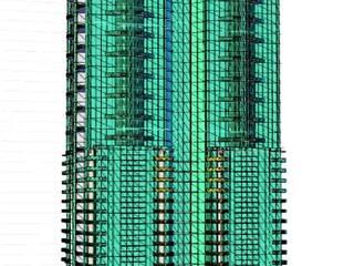 TORRE VISION ALTITTUDE Estudios y despachos modernos de Diseño Aplicado Avanzado de Guadalajara Moderno
