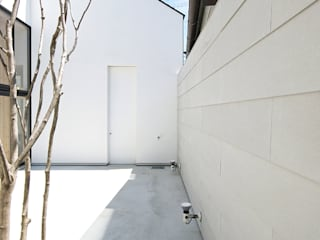 Garden by 空間建築-傳 一級建築士事務所