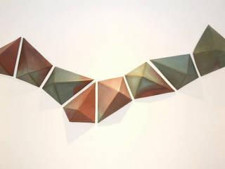 Diamantes de Kimi Nii:   por Cecília Mesquita Arquitetura