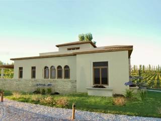 Azcona Vega Arquitectos Classic style houses