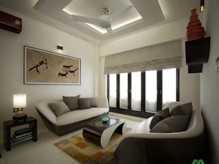 Salon moderne par Premdas Krishna Moderne