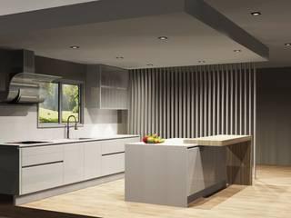 Amplitude - Mobiliário lda Moderne keukens