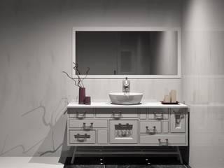 Amplitude - Mobiliário lda Klasyczna łazienka