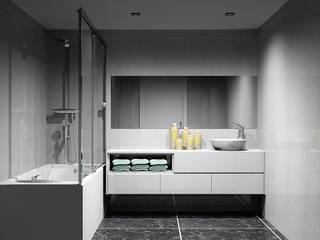 Modern bathroom by Amplitude - Mobiliário lda Modern