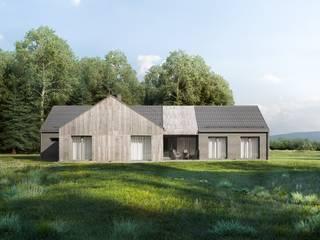 Projekty domów - House x44 - DomPP.pl Majchrzak Pracownia Projektowa Nowoczesne domy