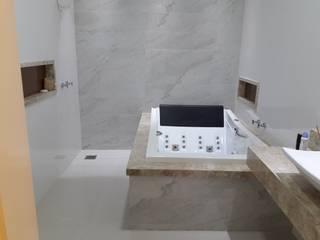 Kamar Mandi Modern Oleh Thaisa Afonso - Arquitetura e Urbanismo Modern