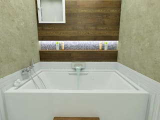 Modern bathroom by Murat Aksel Architecture Modern