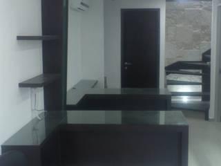 OFICINAS CORPORATIVAS : Estudios y oficinas de estilo  por DISEÑO APLICADO AVANZADO DE GUADALAJARA 2