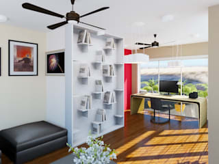Expresa tus sueños de Studio Arquitectura Minimalista