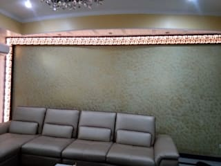 Residential Project At Janakpuri by EBEESDECOR