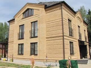 Modern houses by архитектурная мастерская МАРТ Modern