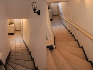 relooking escalier par Atelier Bois Dlilio