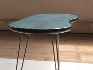 Table basse par Atelier Bois Dlilio Moderne