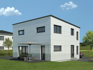 2 Geschosser von bauen.wiewir GmbH & Co KG