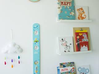 Pokój dziecięcy: styl , w kategorii Pokój dziecięcy zaprojektowany przez Foto-wnętrza,