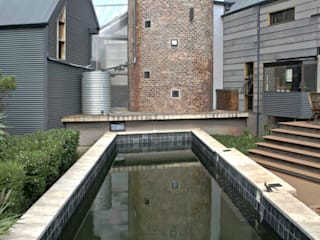 Pool by Strey Architects, Country